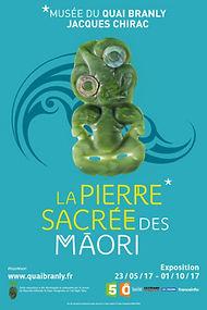 Artechnic Quai Branly Maori