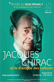 Artechnic Quai Branly Chirac