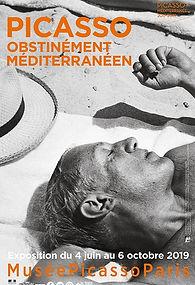 Musée Picasso - Obstinément méditerranée