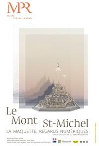 Musée Plans Reliefs - Mont Saint Michel