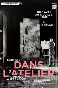 Artechnic Petit palais Dans l'Atelier museographie