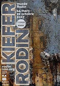 Artechnic Rodin Anselm Kiefer