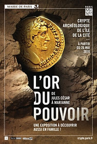Artechnic Or du Pouvoir museographie
