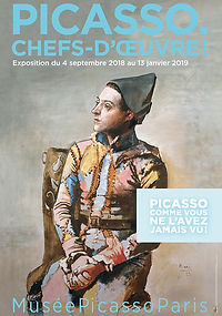 Musée Picasso - Picasso Chef d'oeuvres