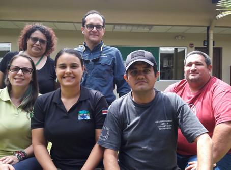 Programa de Monitoreo de Integridad Ecológica realiza sus primeros talleres 2019