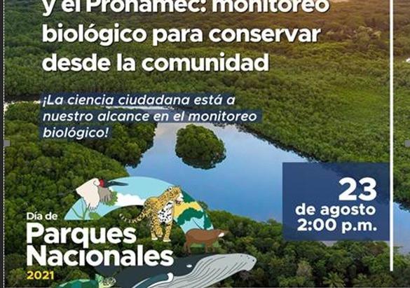 Ciencia ciudadana y el PRONAMEC: monitoreo biológico para conservar desde las comunidades