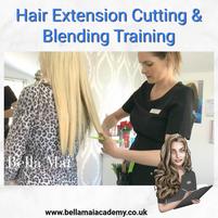 Hair Extension Cutting & Blending Training