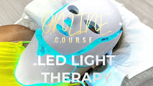 LED Light Therapy Online Training Essex UK