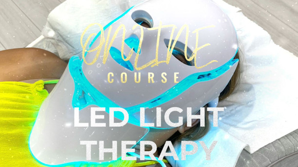 LED LIGHT THERAPY TRAINING