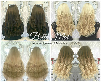 Hair Extension Cutting & Blending Training Course Essex