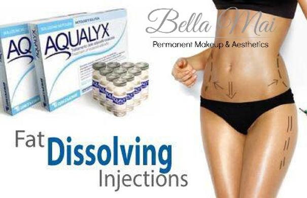 Aqualyx Fat Dissolving Injections Essex