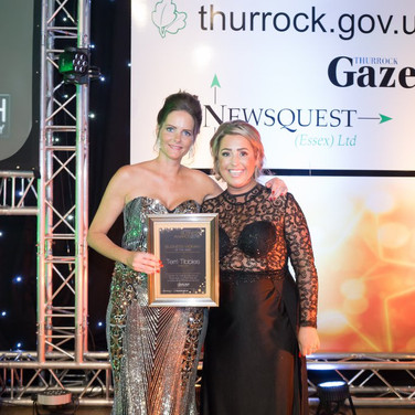 Winner Thurrock Business Women of the Year 2018