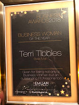 Winner Thurrock Business Woman of the Year 2018