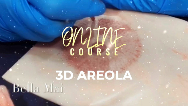 3D AREOLA TRAINING