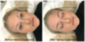 Henna Eyebrow Training Essex