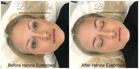 Henna Eyebrow Training Course Essex