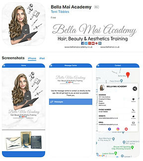 Bella Mai Academy App