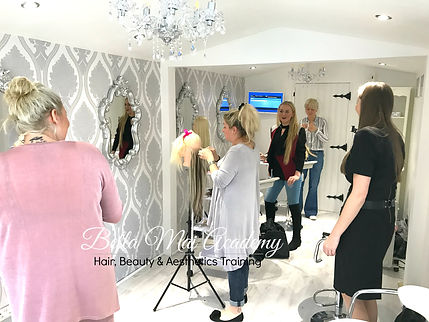 Hair Extension Training Course Essex