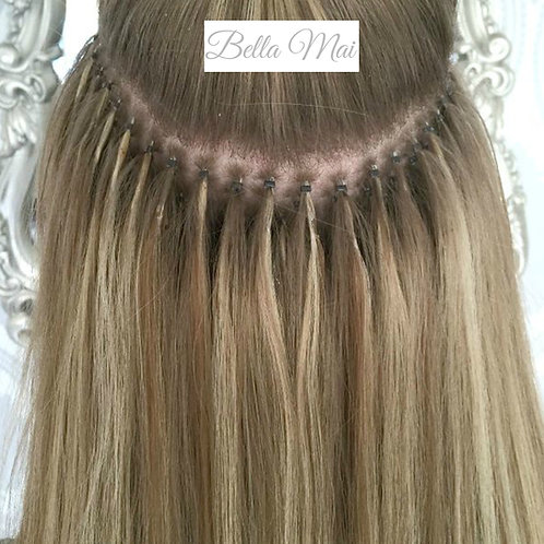 "Indian Nano Ring Hair  18, 20 & 24"""