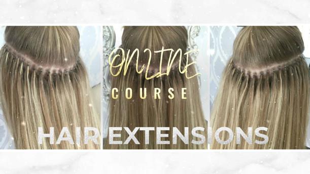 HAIR EXTENSION TRAINING