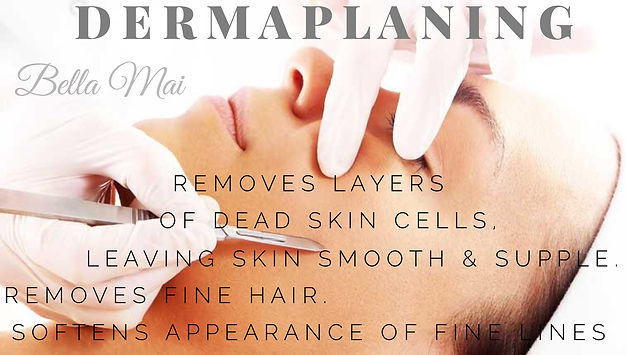 Bella Mai Dermaplaning Treatment Essex