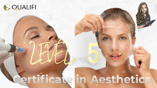 QUALIFI Level 5 Aesthetics