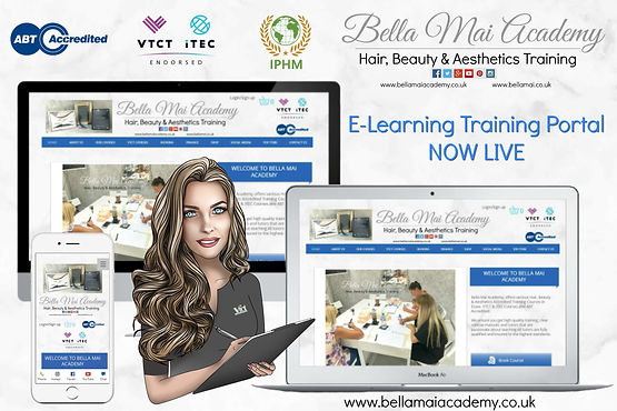 Bella Mai Academy Online Training Portal