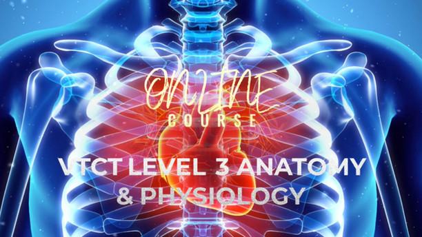 VTCT L3 ANATOMY & PHYSIOLOGY TRAINING