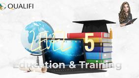QUALIFI LEVEL 5 EDUCATION & TRAINING