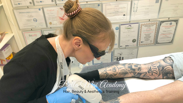 VTCT L5 LASER TATTOO REMOVAL TRAINING