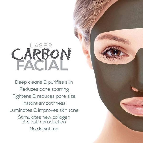 Carbon Laser Facial Essex