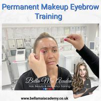 Permanent Makeup Eyebrow Training