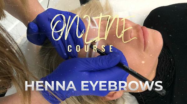 Henna Eyebrow Training Essex UK