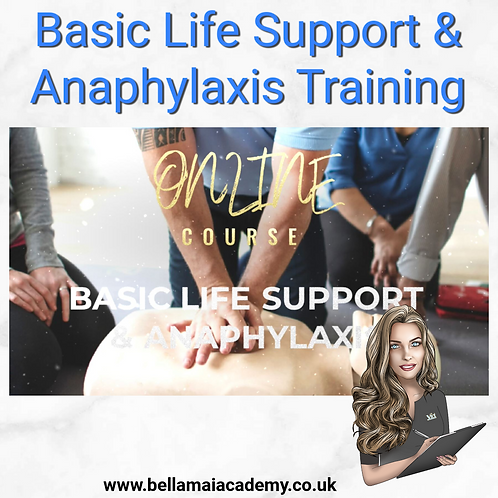 Basic Life Support & Anaphylaxis Training
