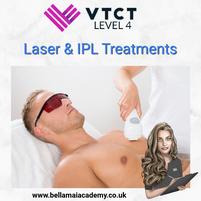 VTCT Level 4 Laser & IPL Treatments Training