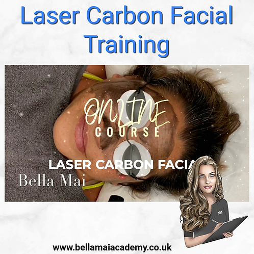 Laser Carbon Facial Training