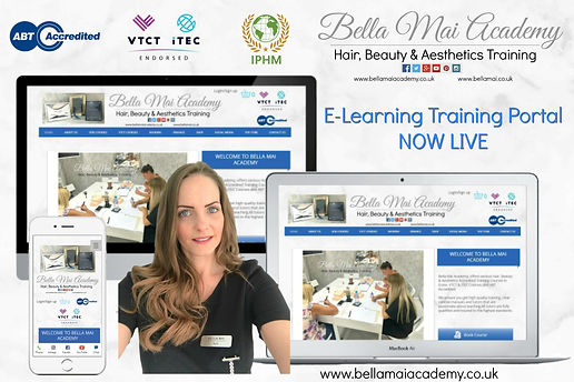 Bella Mai Academy Online Training Courses Essex