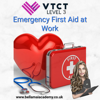 VTCT Level 3 Emergency First Aid at Work Training