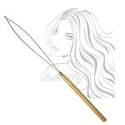 Hair Extension Loop Needle / Threader
