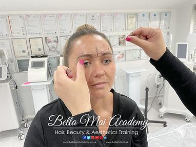 Permanent Makeup Eyebrow Training Essex