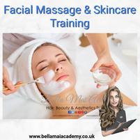 Facial Massage & Skincare Training