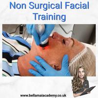 Non Surgical Facial Training