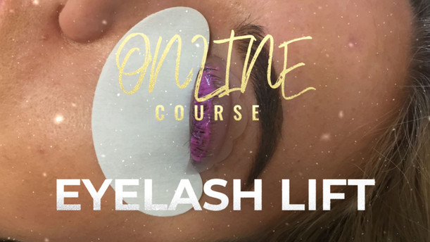 EYELASH LIFT TRAINING