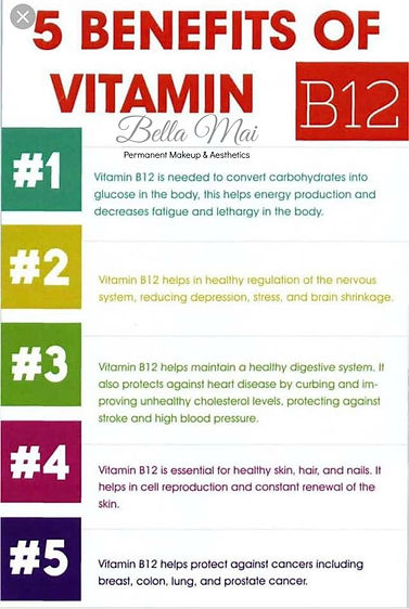 B12 Injections Essex