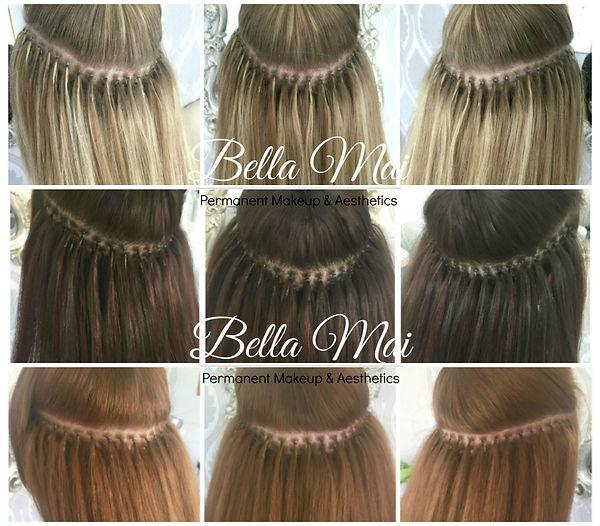 Bella Mai Hair Extension Treatment Essex