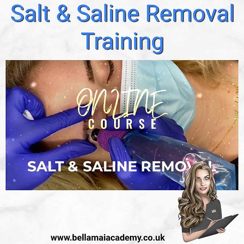 Salt & Saline Removal Training