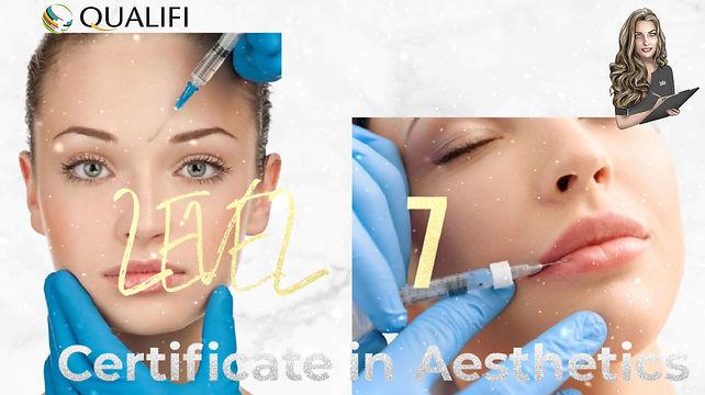 QUALIFI Level 7 Aesthetics