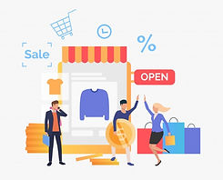 happy-people-buying-clothes-online-shop_