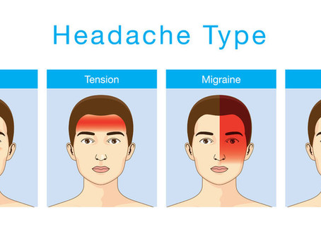 'Suicide' headaches (Cluster)
