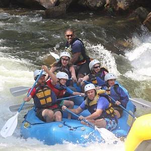 Rafting Nantahala